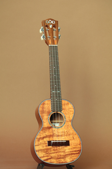 L-46 Hawaiian Koa Slotted