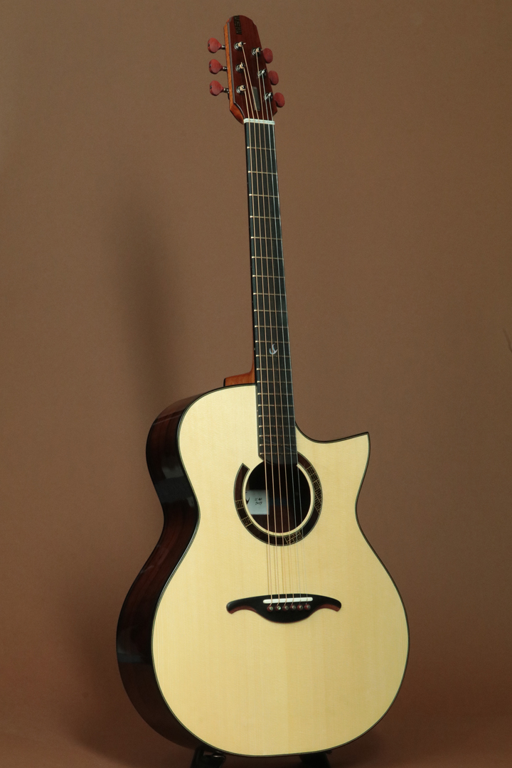 LC The Grand Concert Madagascar Rosewood