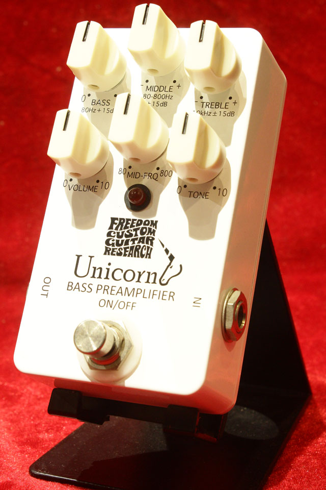 Unicorn Bass Preamplifier