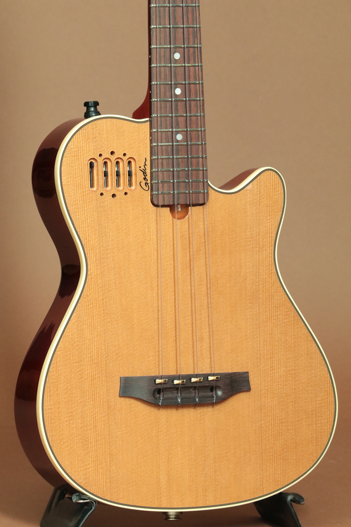 GODIN MultiUke Natural Tenor ゴダン サブ画像1