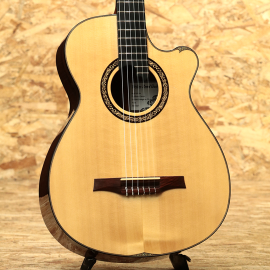 Water Road Guitars Pulchra 12F Joint Madagascar Rosewood ウォーターロード