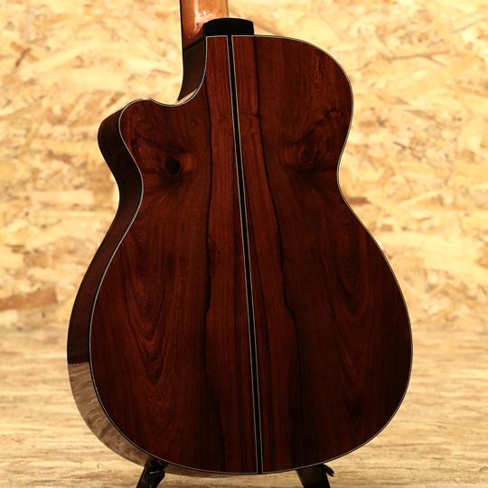 Water Road Guitars Pulchra 12F Joint Madagascar Rosewood ウォーターロード サブ画像1