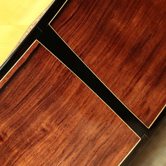 Water Road Guitars Pulchra 12F Joint Madagascar Rosewood ウォーターロード サブ画像9