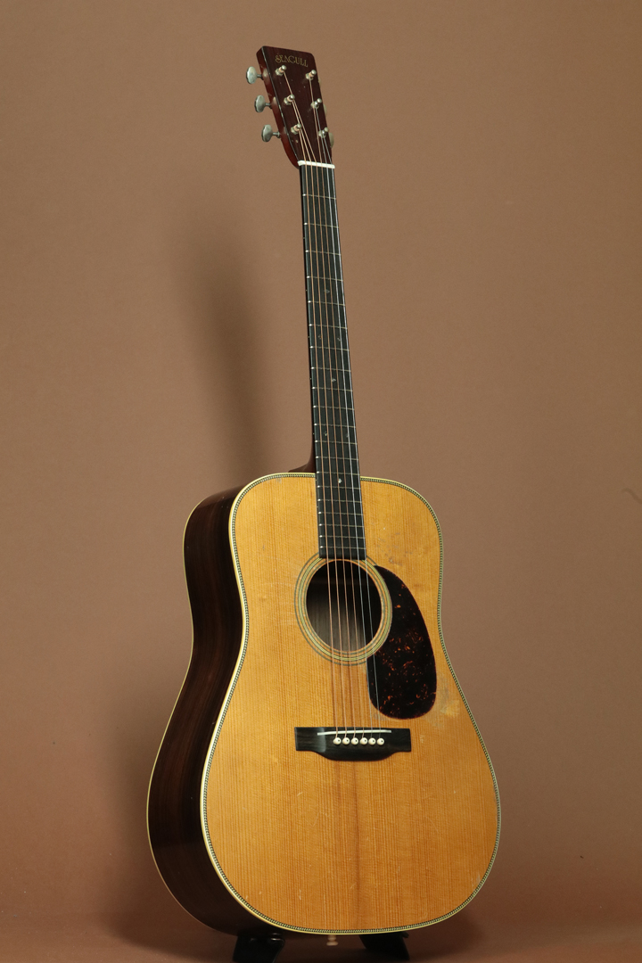 SD-60 1937 Aged TA/IR/A03 Indian Rosewood