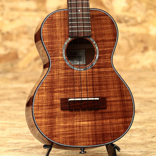 CT-46 Hawaiian Koa Tenor Slotted Head