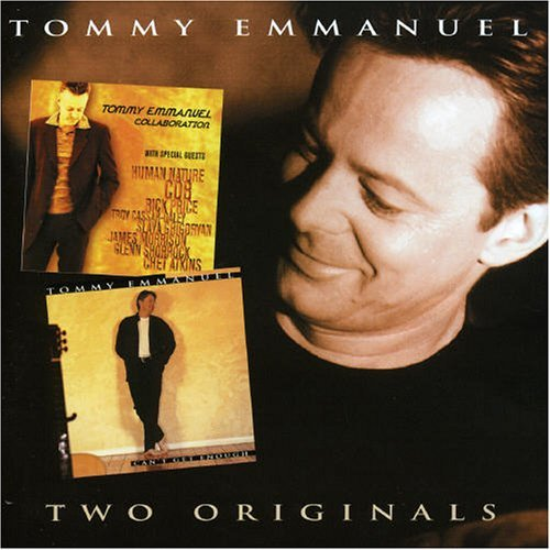 TOMMY EMMANUEL / CAN'T GET ENOUGH - COLLABORATION [2CDs]