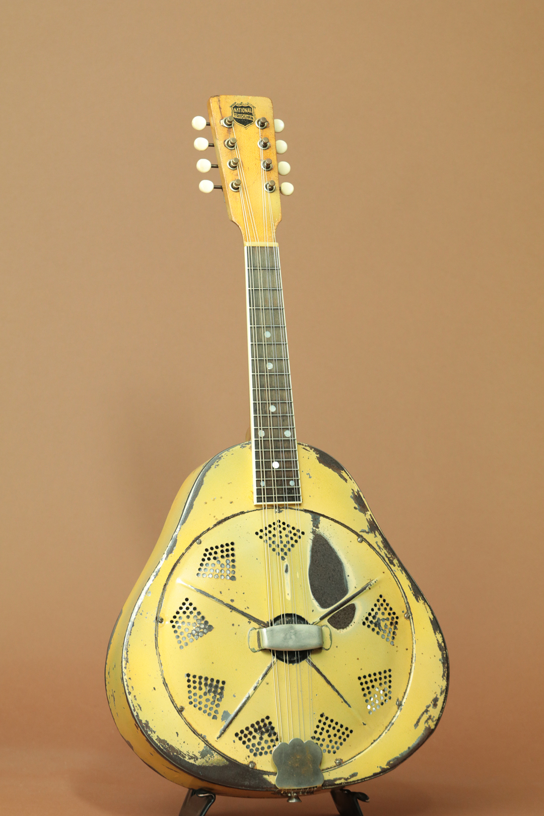 Triolian Resonator Mandolin